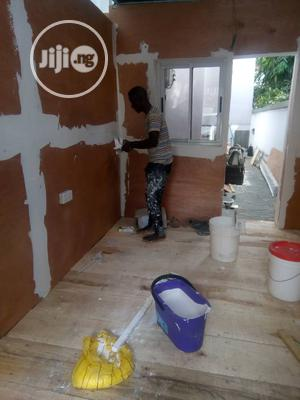 Wall Screeding And Painting