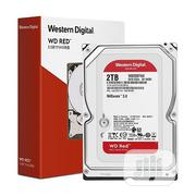WD Red 2TB Network Storage 3.5 '' NAS Hard Disk Red Disk 2TB | Computer Hardware for sale in Lagos State, Ikeja