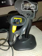 Motorola Symbol LS2208 Hand Scanner With Stand | Printers & Scanners for sale in Rivers State, Port-Harcourt