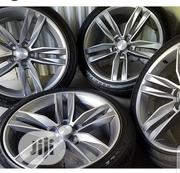 Japan Standard Chevrolet Wheels   Vehicle Parts & Accessories for sale in Lagos State, Mushin
