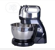 Master Chef 4L Electric Cake Mixer With Rotating Bowl | Restaurant & Catering Equipment for sale in Lagos State, Lekki Phase 1