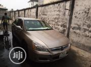 Honda Accord 2006 Gold | Cars for sale in Rivers State, Port-Harcourt