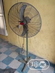 26'' Clean Used Industrial Standing Fan | Manufacturing Equipment for sale in Rivers State, Port-Harcourt