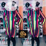 Ladies Multicoloured Long Shirt (Size 16) | Clothing for sale in Rivers State, Port-Harcourt