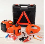Car Electric Jack & Inflator | Vehicle Parts & Accessories for sale in Lagos State, Alimosho