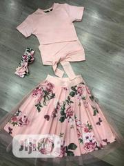 Skirt And Blouse | Children's Clothing for sale in Lagos State, Ibeju