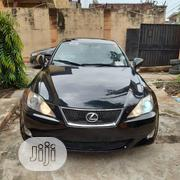 Lexus IS 2008 250 Black | Cars for sale in Lagos State, Ajah