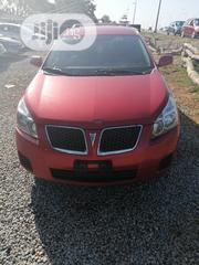 Pontiac Vibe 2009 2.4L Red | Cars for sale in Abuja (FCT) State, Gwarinpa