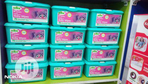 Sesame Street Baby Wipes