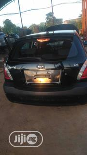 Kia Rio 1.6 SX 2008 Black | Cars for sale in Lagos State, Ikeja