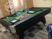Snooker Board With Complete Accessories | Sports Equipment for sale in Lagos State, Lekki Phase 1