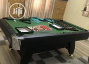 Snooker Board With Complete Accessories | Sports Equipment for sale in Lagos State, Lekki Phase 2