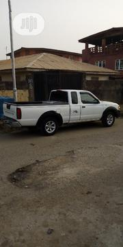 Nissan Frontier 2003 White   Cars for sale in Lagos State, Ifako-Ijaiye