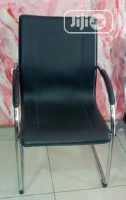 New Superior Office Chair Stainless Base | Furniture for sale in Lagos State, Ikoyi
