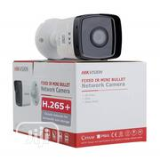 Hikvision DS-2CD1023G0-I 2MP IR Network Bullet Camera (4mm Lens) | Security & Surveillance for sale in Lagos State, Ikeja