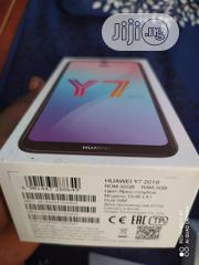 New Huawei Y7 32 GB Black | Mobile Phones for sale in Lagos State, Mushin