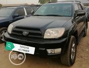 Toyota 4-Runner 2004 Limited 4x4 Black | Cars for sale in Abuja (FCT) State, Gwagwalada