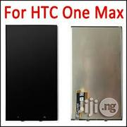 HTC One Max Replacement Screen Black And White   Accessories for Mobile Phones & Tablets for sale in Lagos State, Ikeja