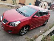 Pontiac Vibe 2009 2.4 GT Red | Cars for sale in Abuja (FCT) State, Gwarinpa