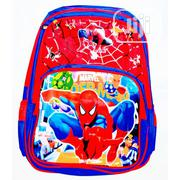 Spiderman School Bag 15 Inches | Babies & Kids Accessories for sale in Lagos State, Ikorodu