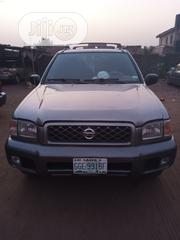 Nissan Pathfinder 2002 LE AWD SUV (3.5L 6cyl 4A) Gray | Cars for sale in Lagos State, Alimosho