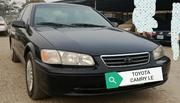 Toyota Camry 2002 Black | Cars for sale in Abuja (FCT) State, Gwagwalada