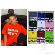 Colourful T-shirts | Clothing for sale in Lagos State, Ajah