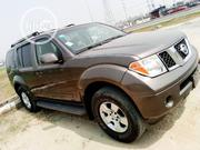 Nissan Pathfinder 2005 SE Off-road Beige | Cars for sale in Lagos State, Lekki Phase 2