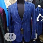 Bold Strip Suit | Clothing for sale in Lagos State, Lagos Island