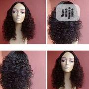 Silky and Lustrous Bouncy Wave Wig | Hair Beauty for sale in Lagos State, Ikoyi