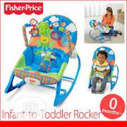 Fisher Price Infant -toddler Rocker   Children's Gear & Safety for sale in Lagos State, Lagos Island