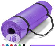 Super Extra Thick High Quality Yoga Mats Waterproof And Anti Slip | Sports Equipment for sale in Lagos State, Ikoyi