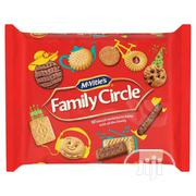 Mcvitie's Family Circle Biscuits Assortment 360g | Meals & Drinks for sale in Lagos State, Ikoyi