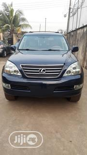 Lexus GX 2007 470 Blue | Cars for sale in Lagos State, Isolo