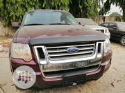 Ford Explorer 2007 Red | Cars for sale in Rivers State, Port-Harcourt