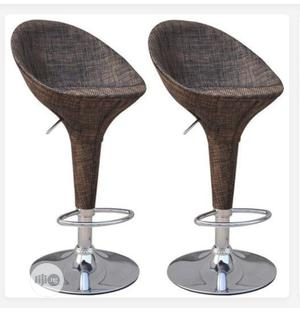 ICON Adjustable Bucket Seat Bar Stool Set Of 2