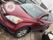 Honda CR-V EX 4WD Automatic 2007 Red | Cars for sale in Abuja (FCT) State, Gwarinpa