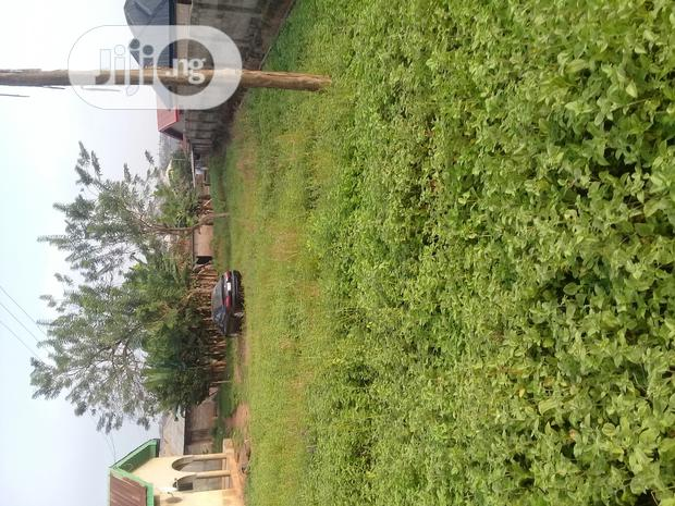 A Plot of Land for Sale at Ijoka, Close to Kajola Oda Road