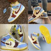 "Air Jordan 1 Mid SE ""Fearless"" 