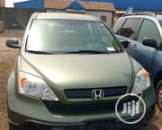 Honda CR-V 2008 2.4 EX Automatic Green | Cars for sale in Lagos State, Ojota
