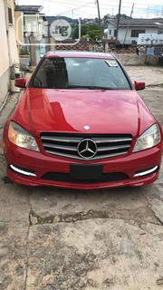 Mercedes-Benz C300 2010 Red | Cars for sale in Oyo State, Ibadan North West