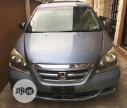 Honda Odyssey 2007 EX Blue | Cars for sale in Lagos State, Oshodi-Isolo