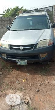 Acura MDX 2004 Sport Utility Silver | Cars for sale in Lagos State, Agboyi/Ketu