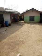 For Lease, One And Half Plot Of Land With Building's Inside | Short Let for sale in Rivers State, Eleme