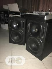 Truth Audio Monitor And 6 Channel Yamaha Mixer   Audio & Music Equipment for sale in Enugu State, Enugu