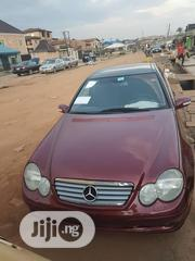 Mercedes-Benz C230 2002 Red | Cars for sale in Lagos State, Ajah