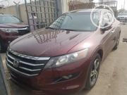 Honda Accord CrossTour EX 2012 Red | Cars for sale in Lagos State, Surulere