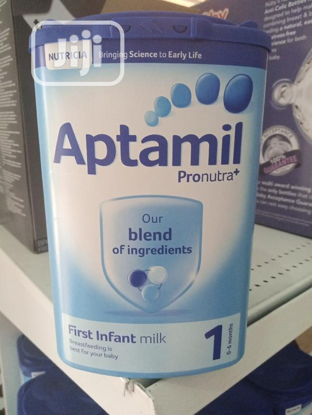 Aptamil Pronutra First Instant Milk 1 (0-6 Months)
