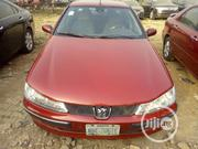 Peugeot 406 2004 Red | Cars for sale in Abuja (FCT) State, Jabi