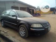 Volkswagen Passat 2004 GLS Wagon Black | Cars for sale in Ogun State, Ado-Odo/Ota